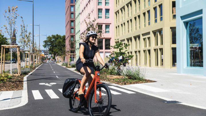 aller au travail à vélo